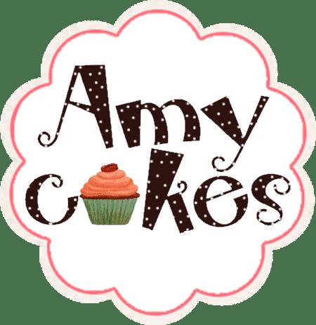 Amycakes Bakes Logo