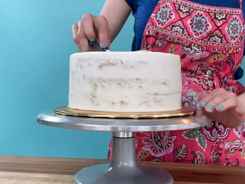 Crumbed Cake