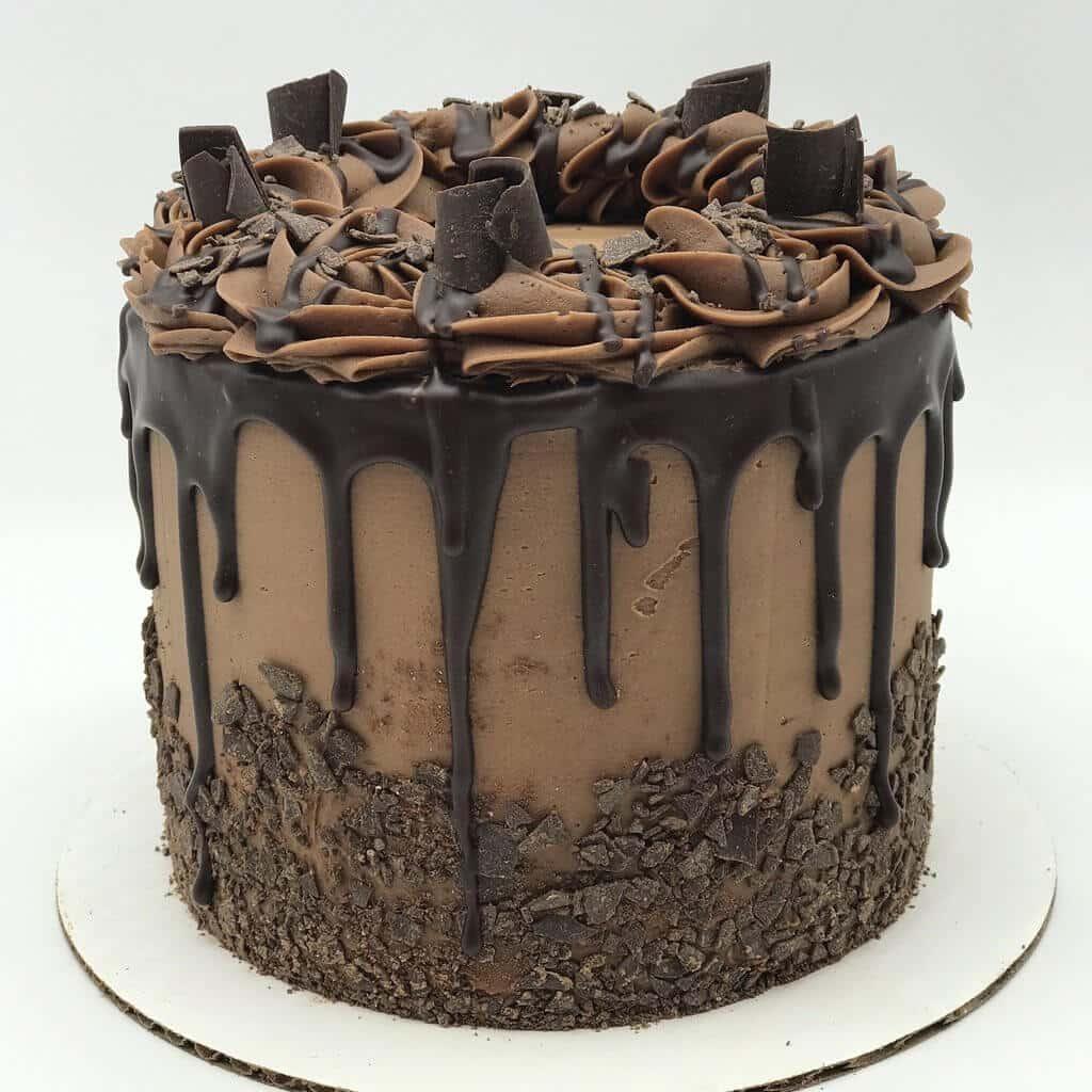 Moist Chocolate Cake: a Mix and Match Bakery Recipe